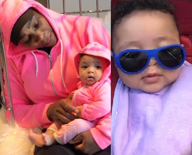 Serena Williams shares her 10 favourite moments with daughter Alexis Olympia from 2017 (Photos/Video)