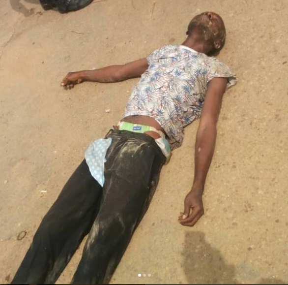 Photos: 37-year-old man commits suicide in Ibadan on New Year day