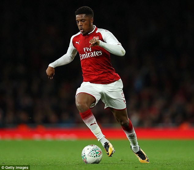 Drunk Nigerian footballer Chuba Akpom banned after crashing ?60,000 Range Rover?