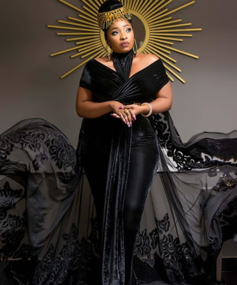 Actress, Anita Joseph and her massive butt take stunning new photos as she turns a year older today