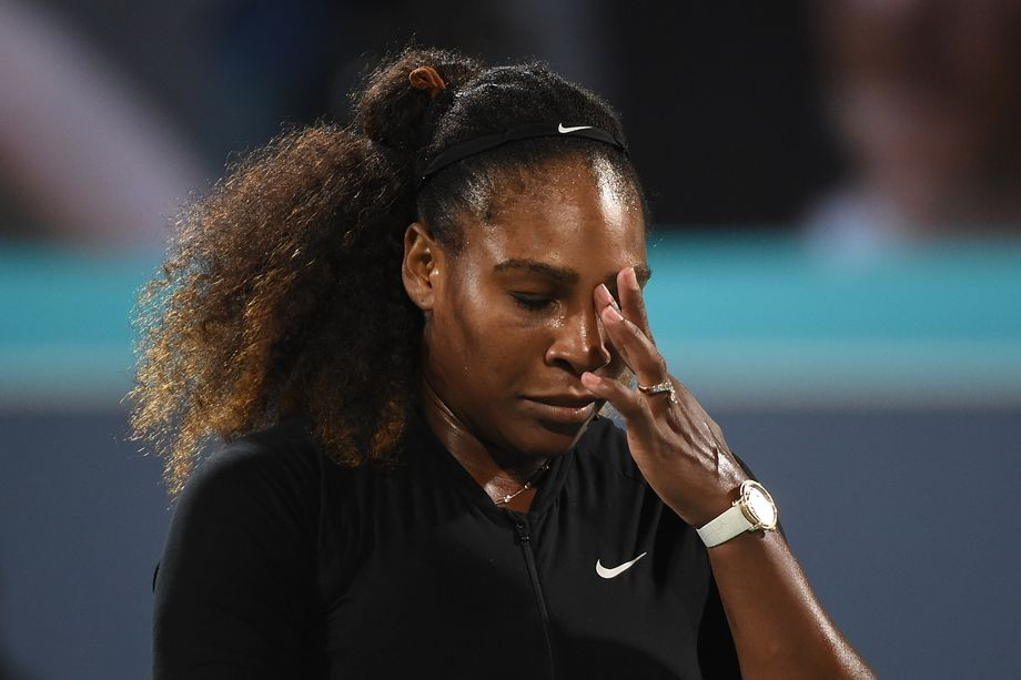 Serena Williams officially withdraws from Australian Open, says she isn