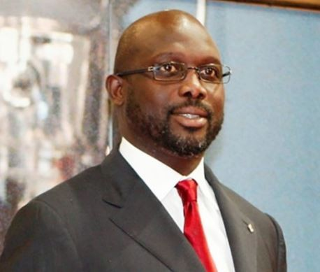 Liberia?s NEC presents certificate of return to George Weah who will be sworn in on January 22