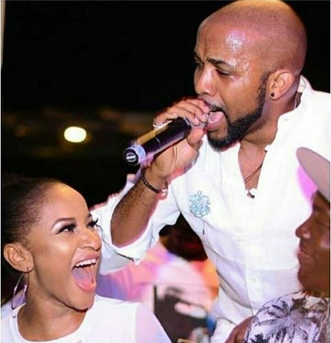 Banky and Adesua: When your wife is your biggest fan