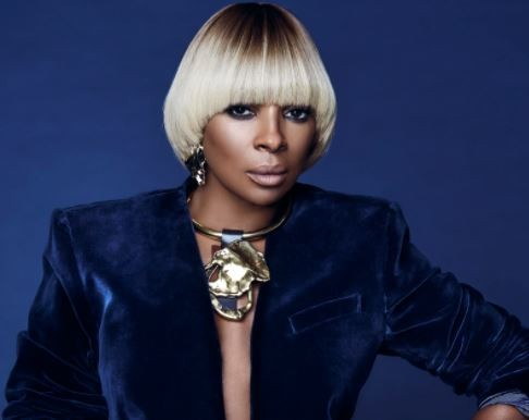Mary J Blige?to be honoued with