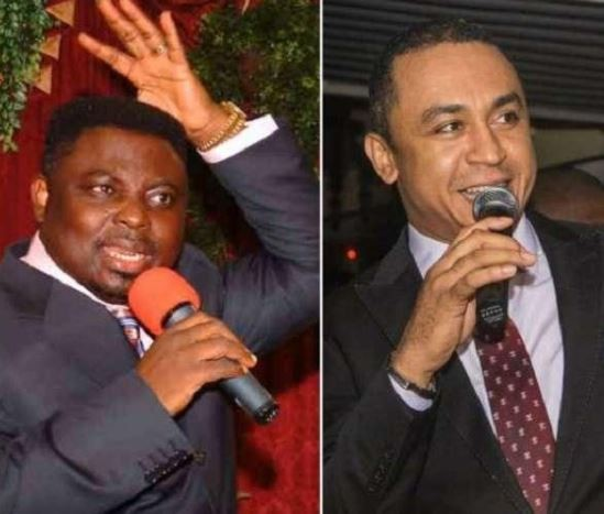 Video: Daddy Freeze mocks Pastor?Matthew Ashimolowo after UK magazine said he