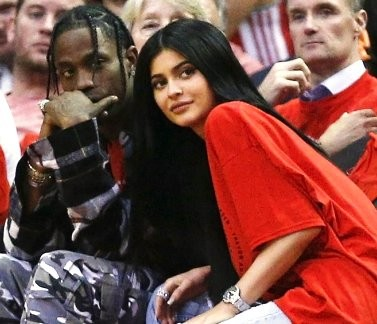 Travis Scott was finally asked about Kylie
