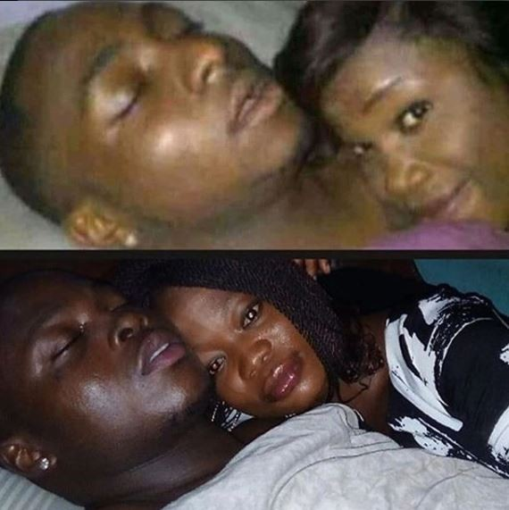 Lovers recreate Davido