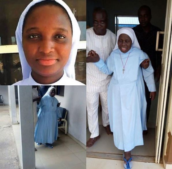 Three Catholic reverend sisters regain freedom 53 days after they were abducted in Edo State