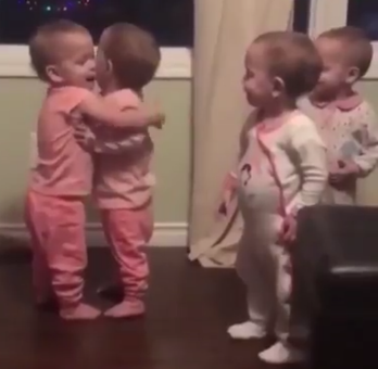 This is the best video you will watch today! Babies who can