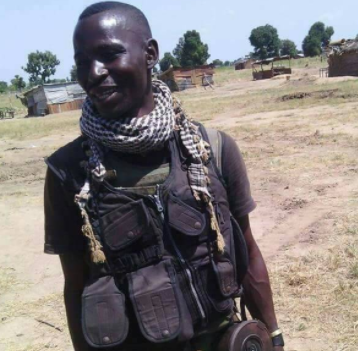 Photo: Another Nigerian soldier killed during fight with Boko Haram
