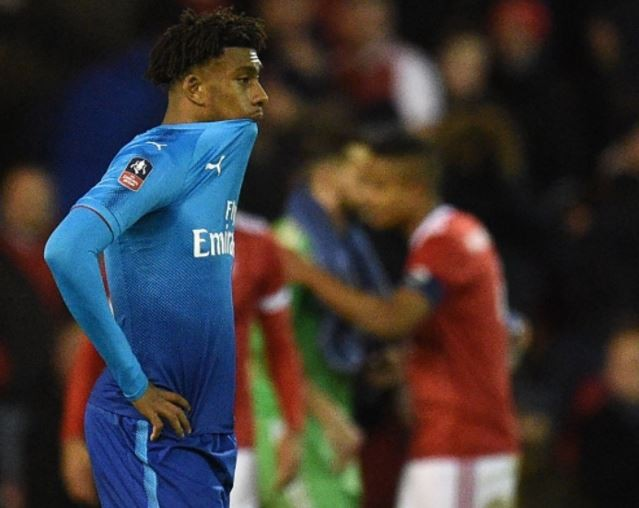 Arsenal crash out of FA Cup after suffering humiliation in the hands of lower league opposition,?Nottingham Forest?