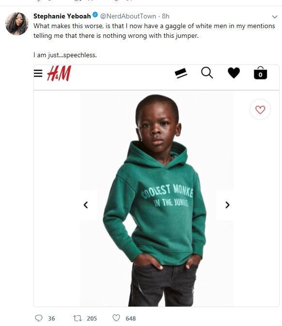 H&M UK kids hoodie campaign: Publicity stunt, racist or innocent mistake?