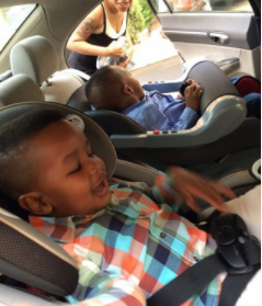 Tonto Dikeh emotionally narrates how she bonded with her son over the holidays