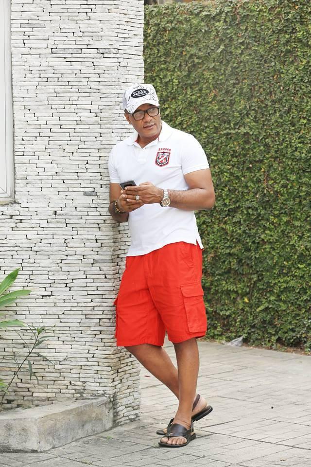 Cool new photos of veteran actor Saint Obi