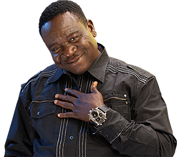 Robbers invade comic actor, Mr Ibu?s Lagos home, cart away N1m cash, his expensive wristwatches and other  properties