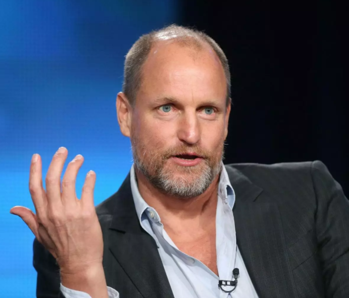 "Actor, Woody Harrelson says he had to ""fire up a joint"" to get through dinner with Donald Trump"