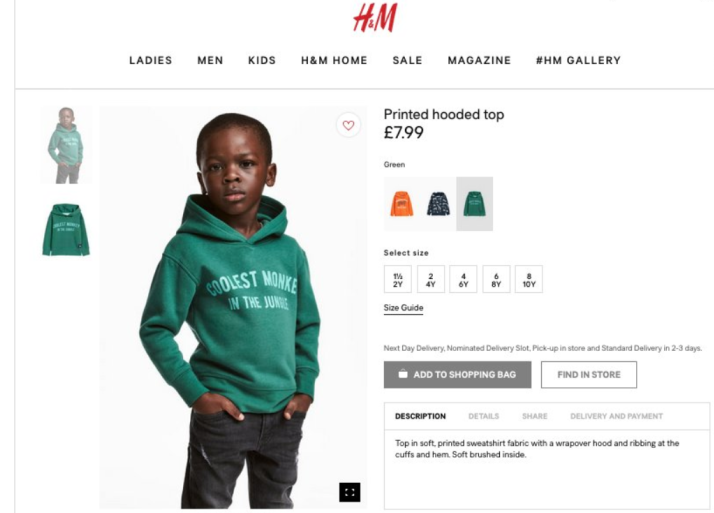 Singer The Weeknd disassociates himself from H&M after