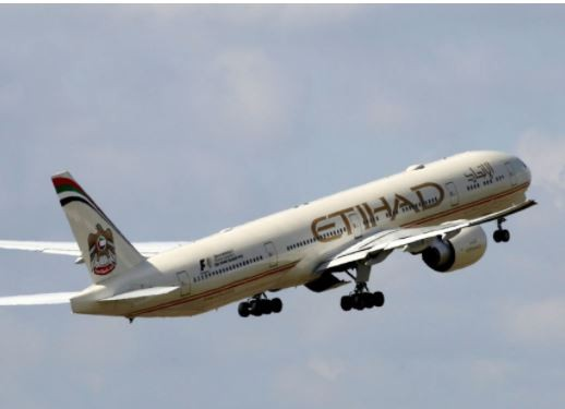 Newborn found dead, stashed in plastic bag in Etihad Airways plane bathroom