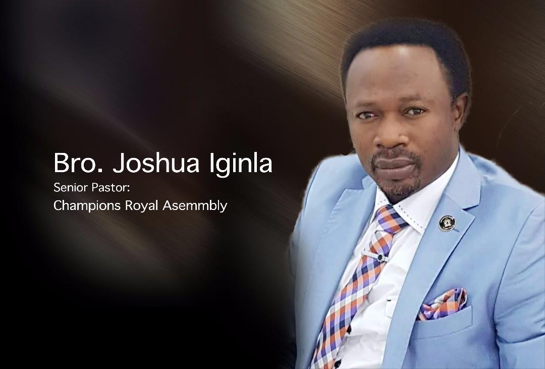 "Bro Joshua Iginla advises Buhari: ""Beware, many"