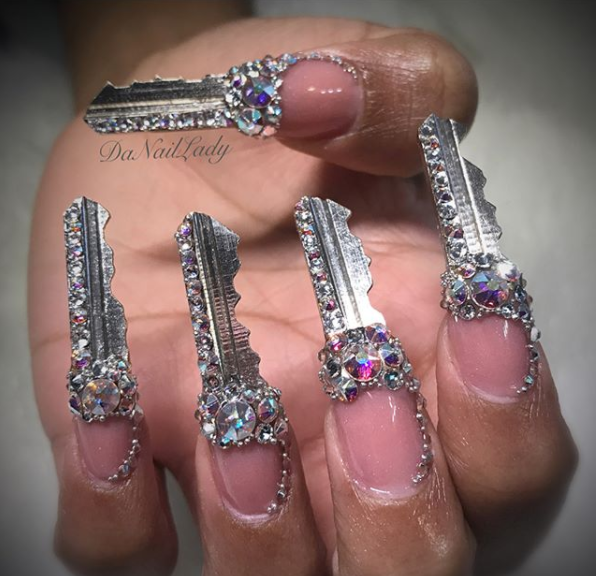 How are you all feeling these nails?