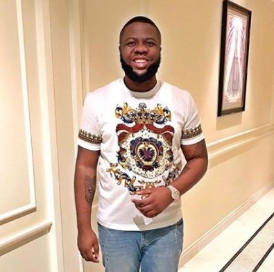 Hushpuppi reveals what he currently misses a lot!
