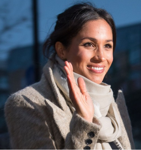Meghan Markle deletes all her social media accounts