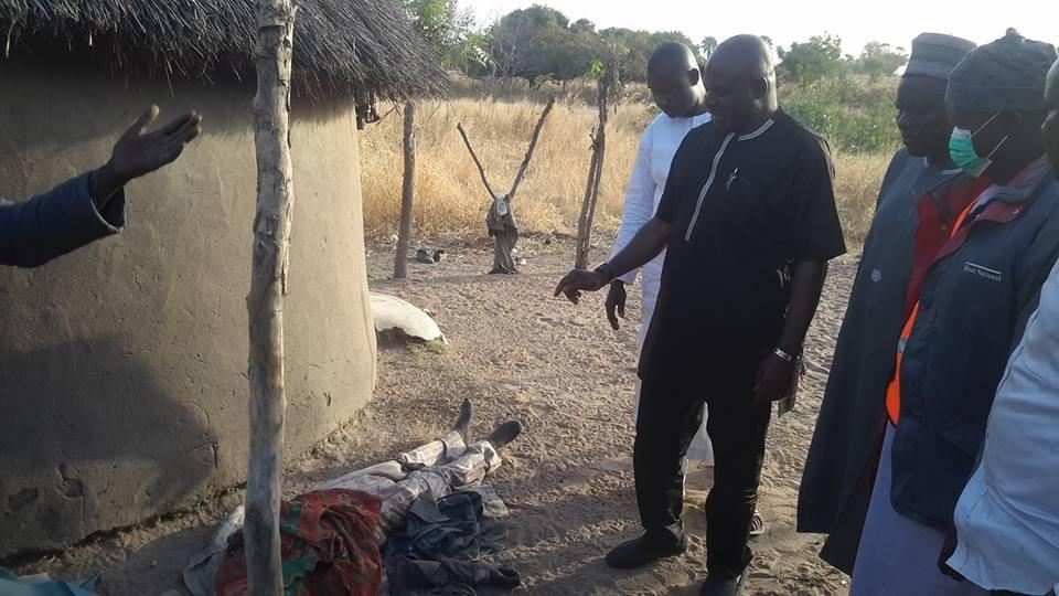Corpses litter Taraba community after herdsmen/Farmers clash (graphic photos)