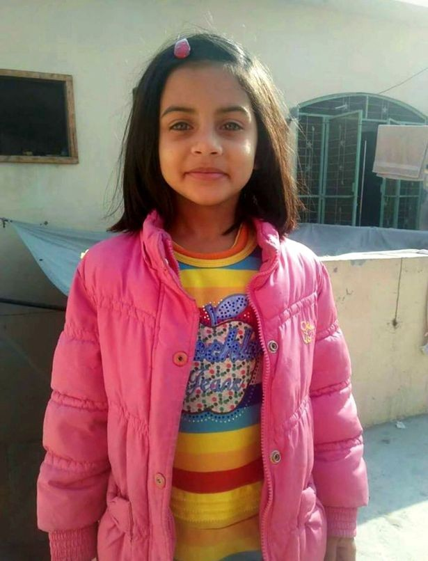Moment 8 year old girl was abducted on her way to Quran recital then later found raped, murdered and dumped on a dirt pile