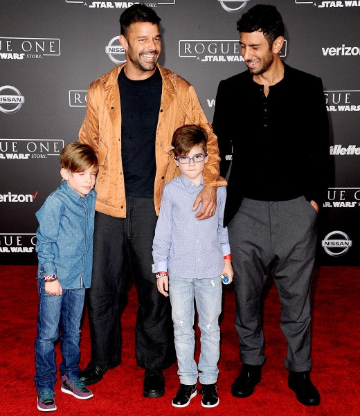 Ricky Martins officially married to husband Jwan Yosef