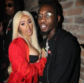 Cardi B might dump fiance, Offset, but she wants to do it at her own time...