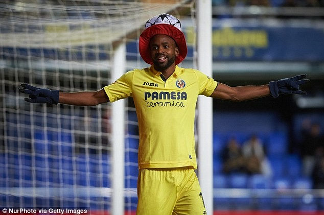 Cedric Bakambu becomes most expensive African Player of all time after sealing ?65m move To China