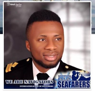 Sad!?Stray bullet kills?Mfoniso Umoh, a first class graduate serving in Rivers State