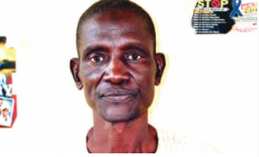 Photo: 50-year-old man arrested for having sex with seven underaged boys in Niger