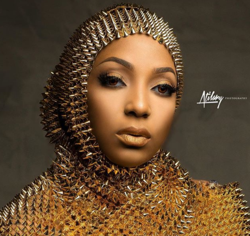 Ex-Miss Nigeria, Enemaya Lawani, shares new photos as she turns a year older today