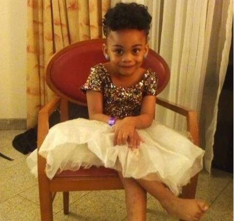 Dance queen, Kaffy celebrates her daughter, Eliana at 4