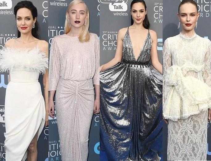 Angelina Jolie, Emma Roberts, Gal Gadot and others light up Critics