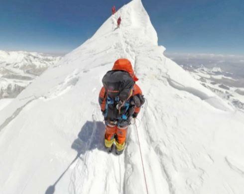 41-year old?Austrian climber found dead near mount Everest