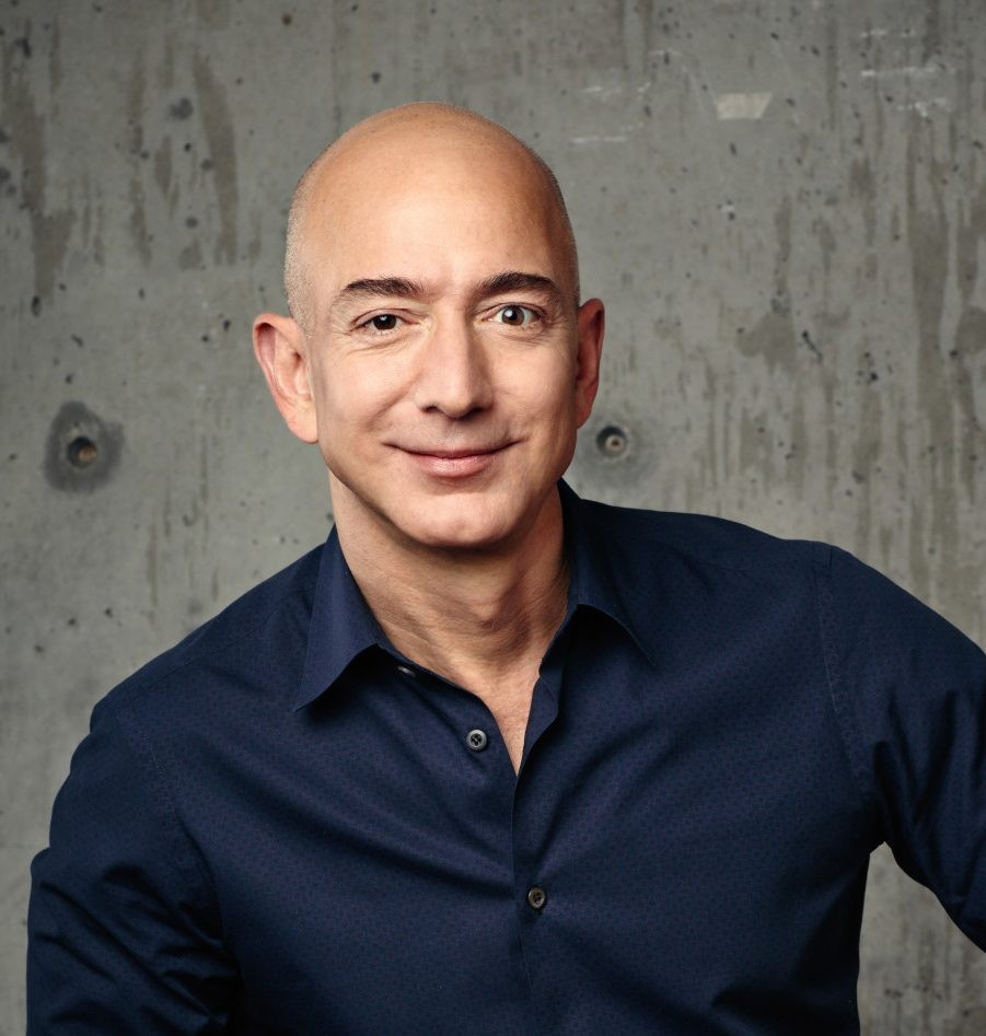 Amazon CEO Jeff Bezos has already made about $10 billion so far in 2018