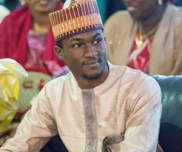 Yusuf Buhari reportedly departs Nigeria for Germany on air ambulance to get further treatment