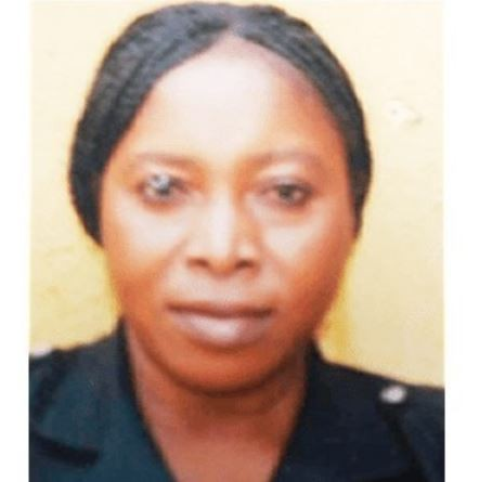 35-year old Policewoman dies after fighting husband