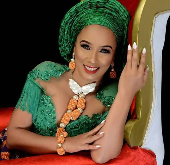 Ibinabo Fiberesima shares cute new photos to celebrate her birthday