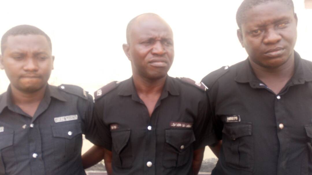 Photos: Three policemen dismissed for reckless shooting