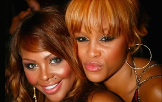 Rapper Lil Kim calls out Eve for dragging her over their