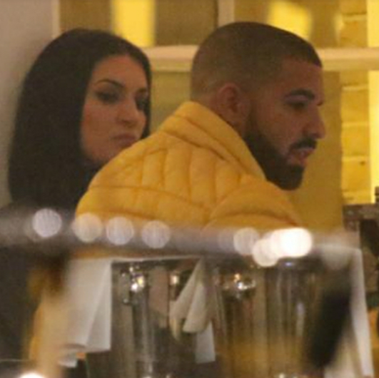 Drake starts following his alleged baby mama on Instagram