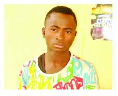 I started raping children after my girlfriend left me - 20-year old suspect reveals