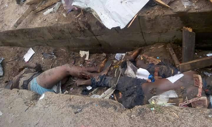 Another gas explosion occurs in Badagry, Lagos state (photos)