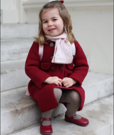 Princess Charlotte bosses around her big brother Prince George, says Queen Elizabeth