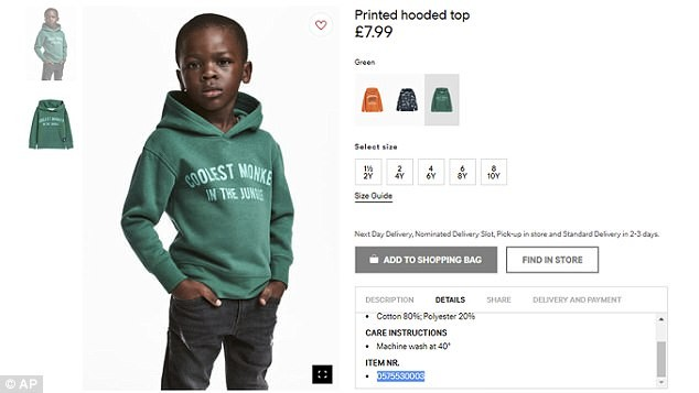 ?Parents of the child model involved in H&M hoodie race row move out of their home (Video)