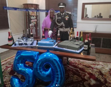 Photos from the 59th birthday get together of IGP, Idris Ibrahim