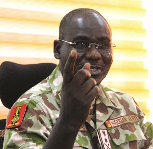 ?Leave politics to the politicians and concentrate on your chosen career? - Army Chief, Buratai warn?officers